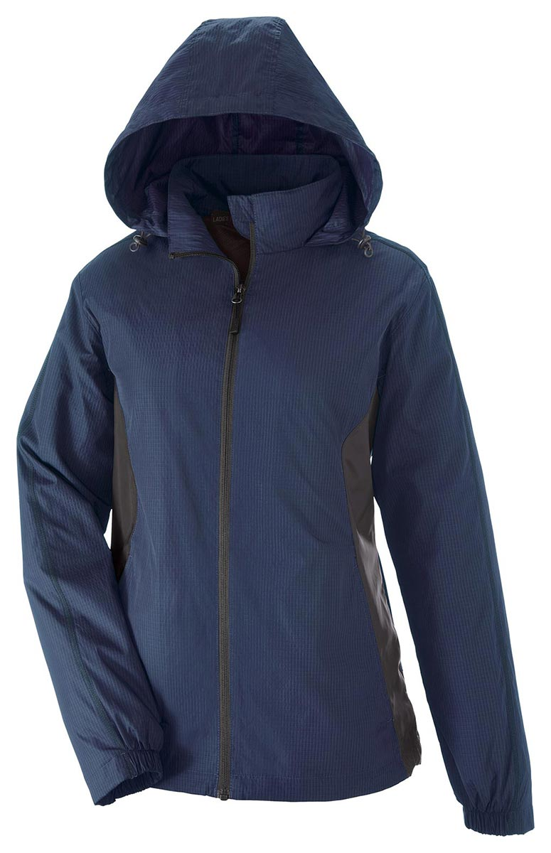North End 78169 Women's Water Resistant Lightweight Jacket