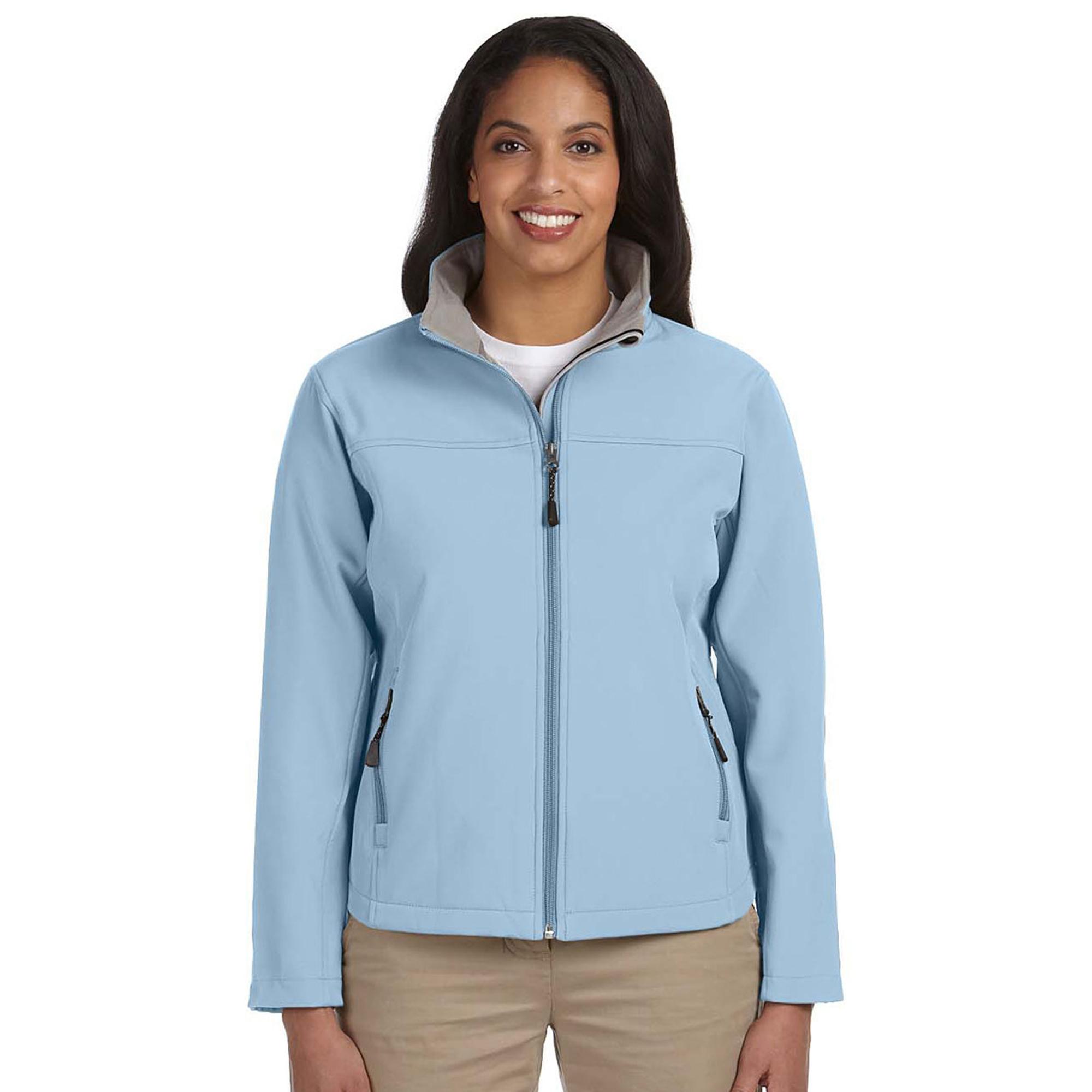 Devon & Jones D995W Women's Soft Shell Water Resistant Jacket at Sears.com