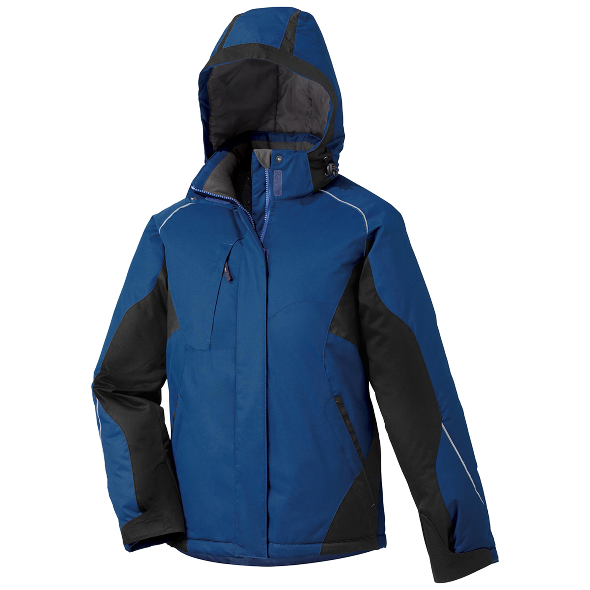 North End 78165 Women's Reflective Piping Insulated Jacket at Sears.com