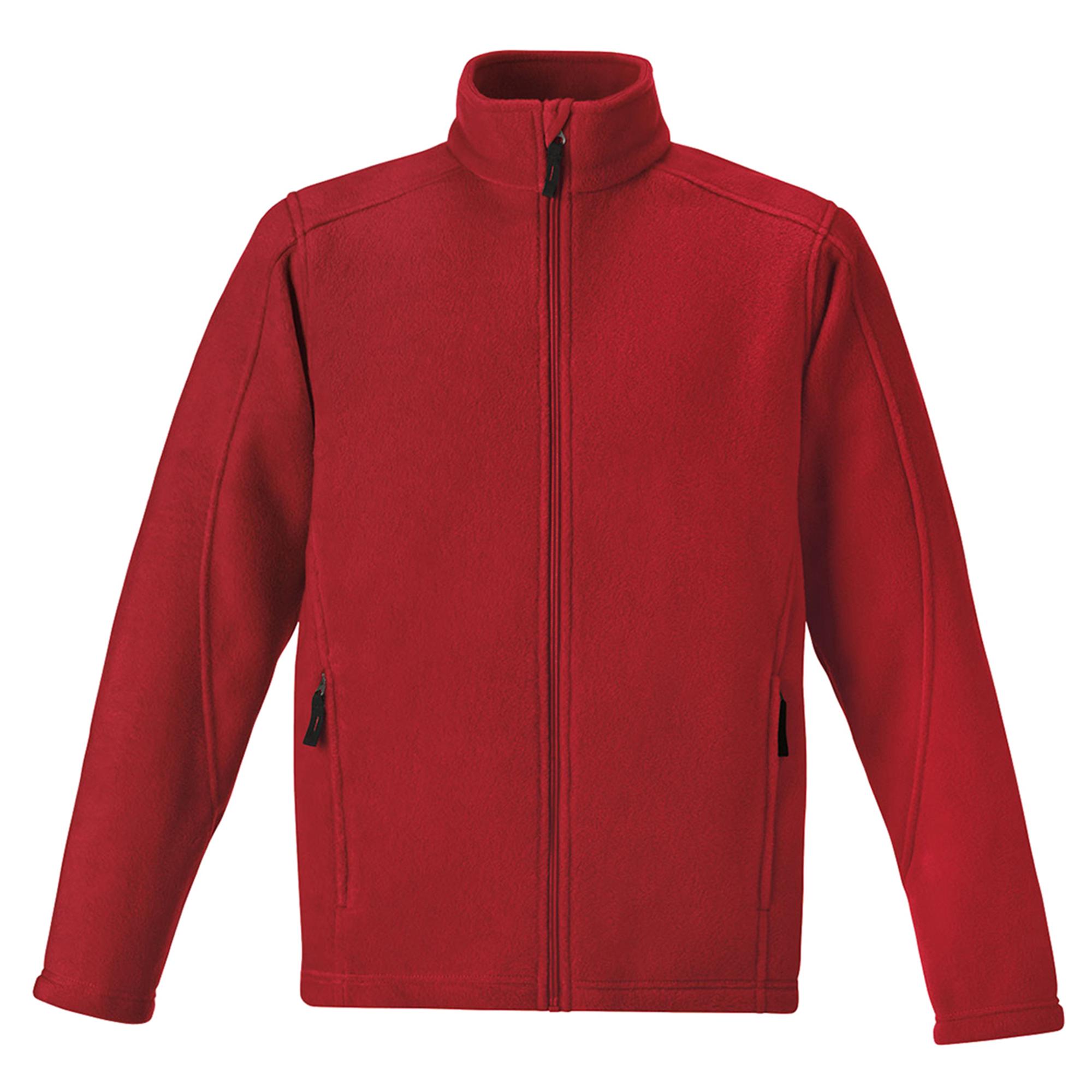 North End 88190 Men's Fleece Inside Pocket Jacket at Sears.com