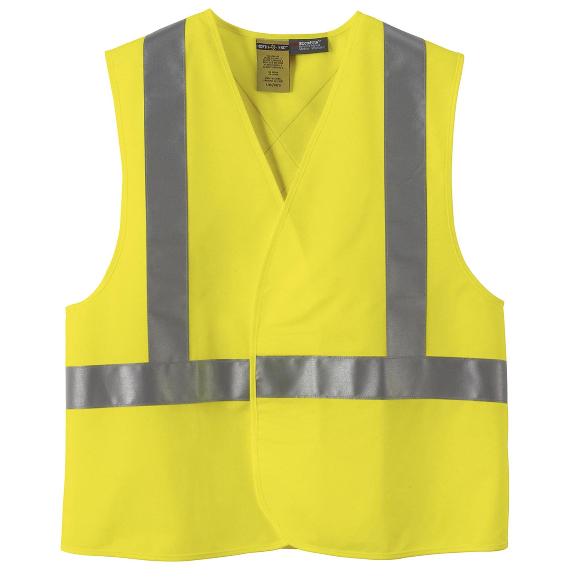 North End 88701 Men's Safety Adjustable Sizing Vest at Sears.com