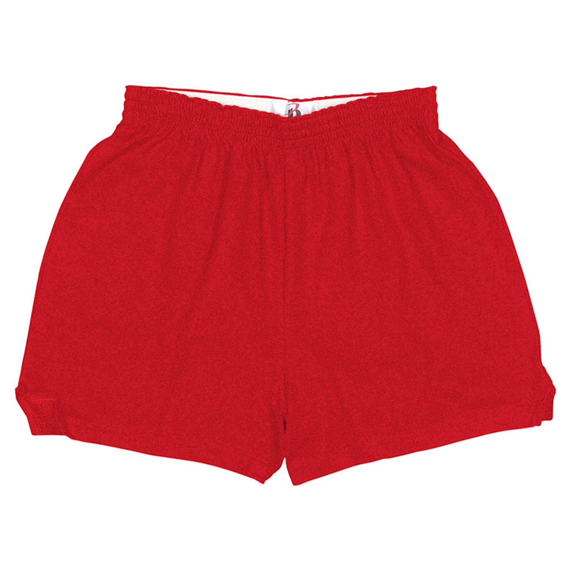 Badger 2202 Girl's Cheerleader Elastic Waistband Shorts at Sears.com