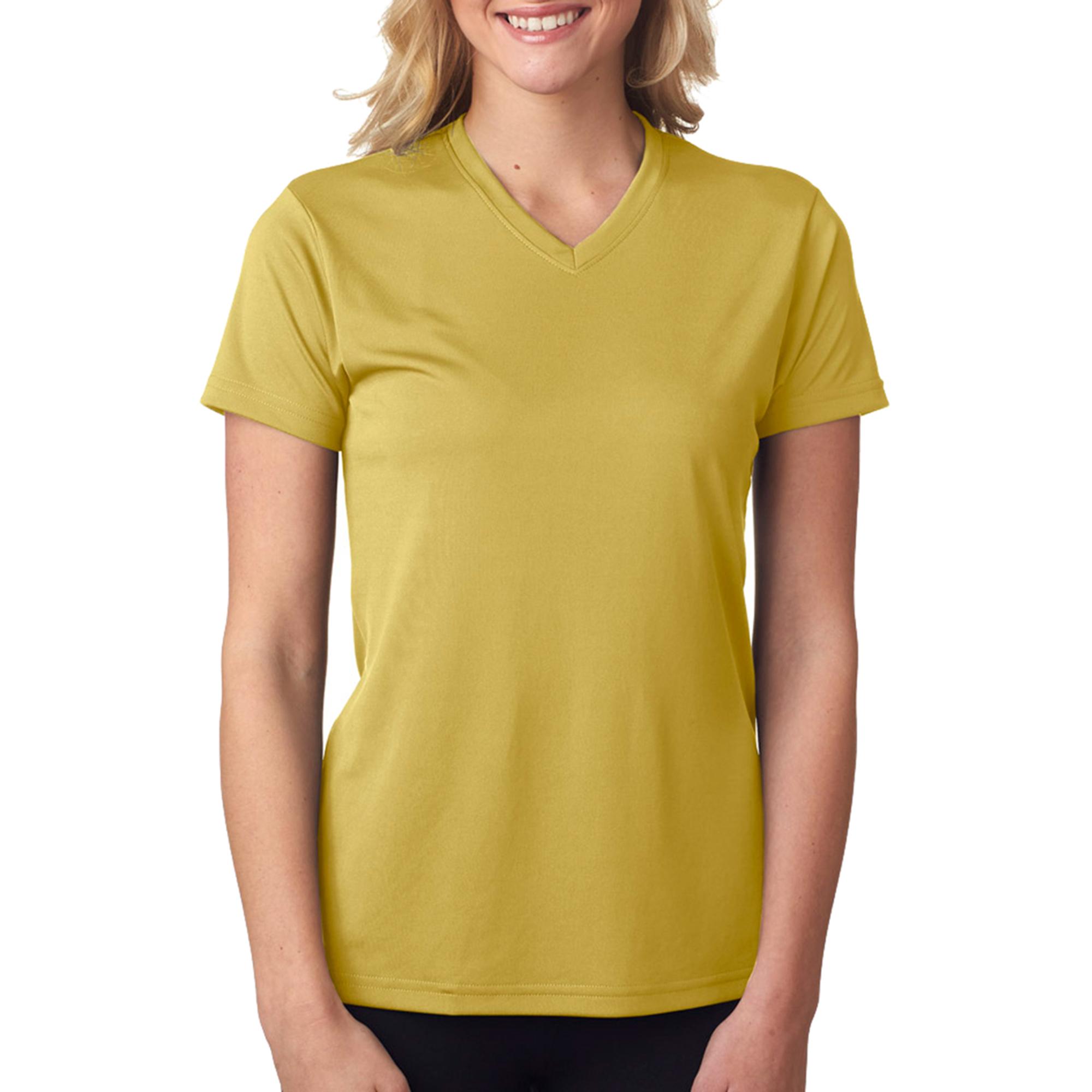 A4 NW3234 Women's Odor Resistant Performance Marathon T-Shirt at Sears.com
