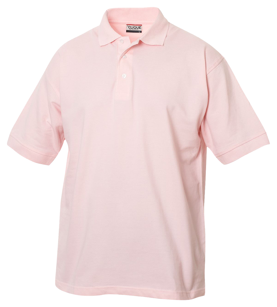 CLIQUE MQK00001 Men's Short Sleeve 3 Front Button Polo Shirt at Sears.com