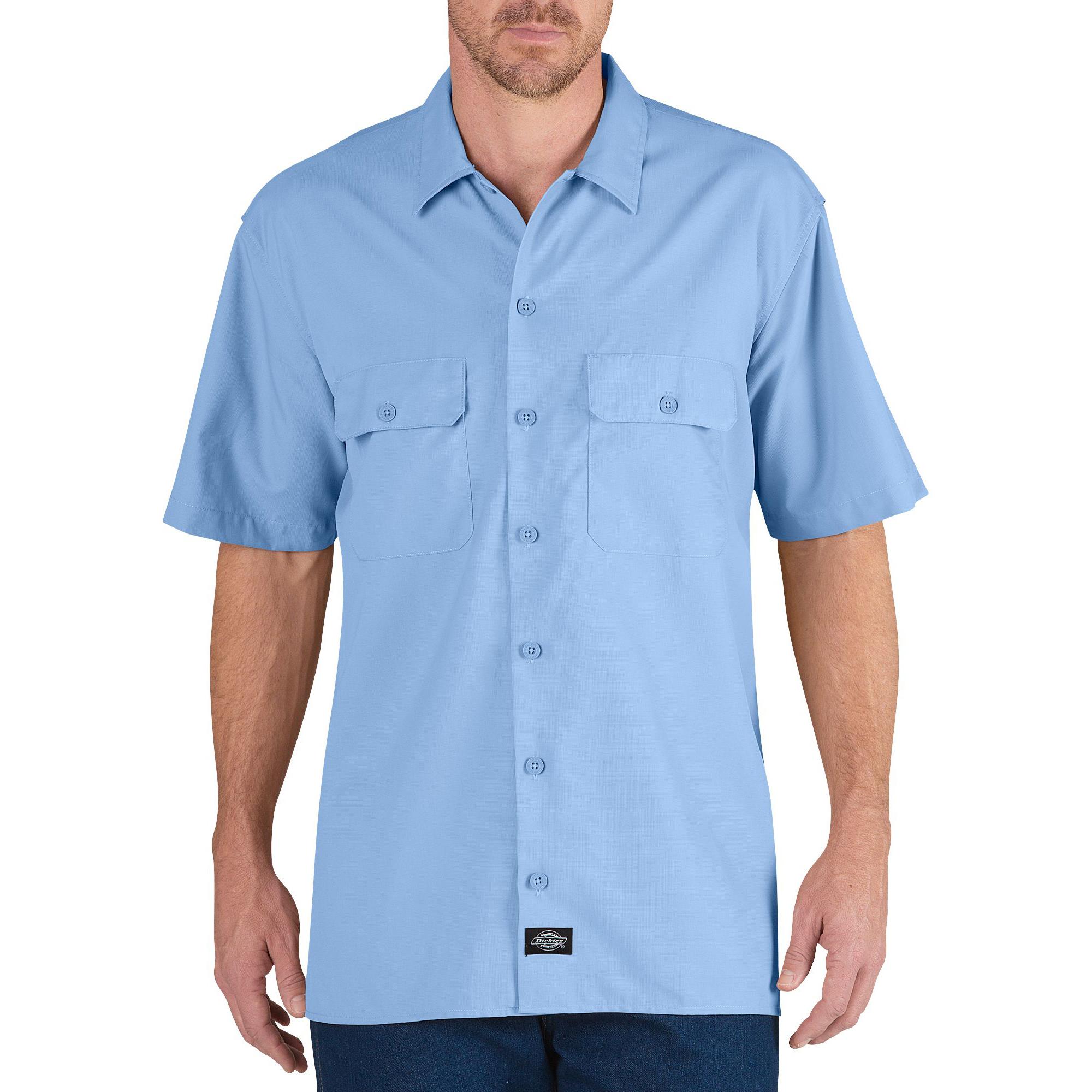 Dickies SS300 Men's Performance Short Sleeve Comfort Shirt at Sears.com