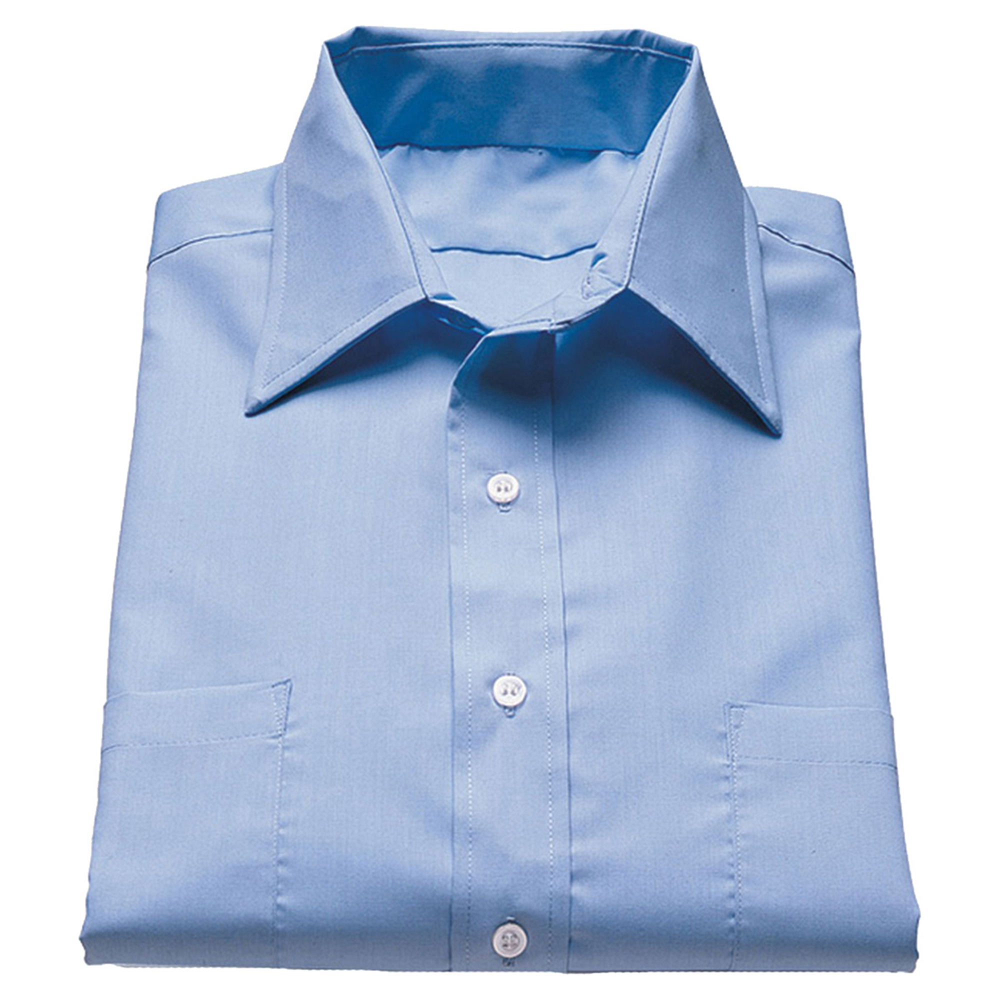 Edwards 1110 Men's Big And Tall Broadcloth Point Collar Shirt at Sears.com