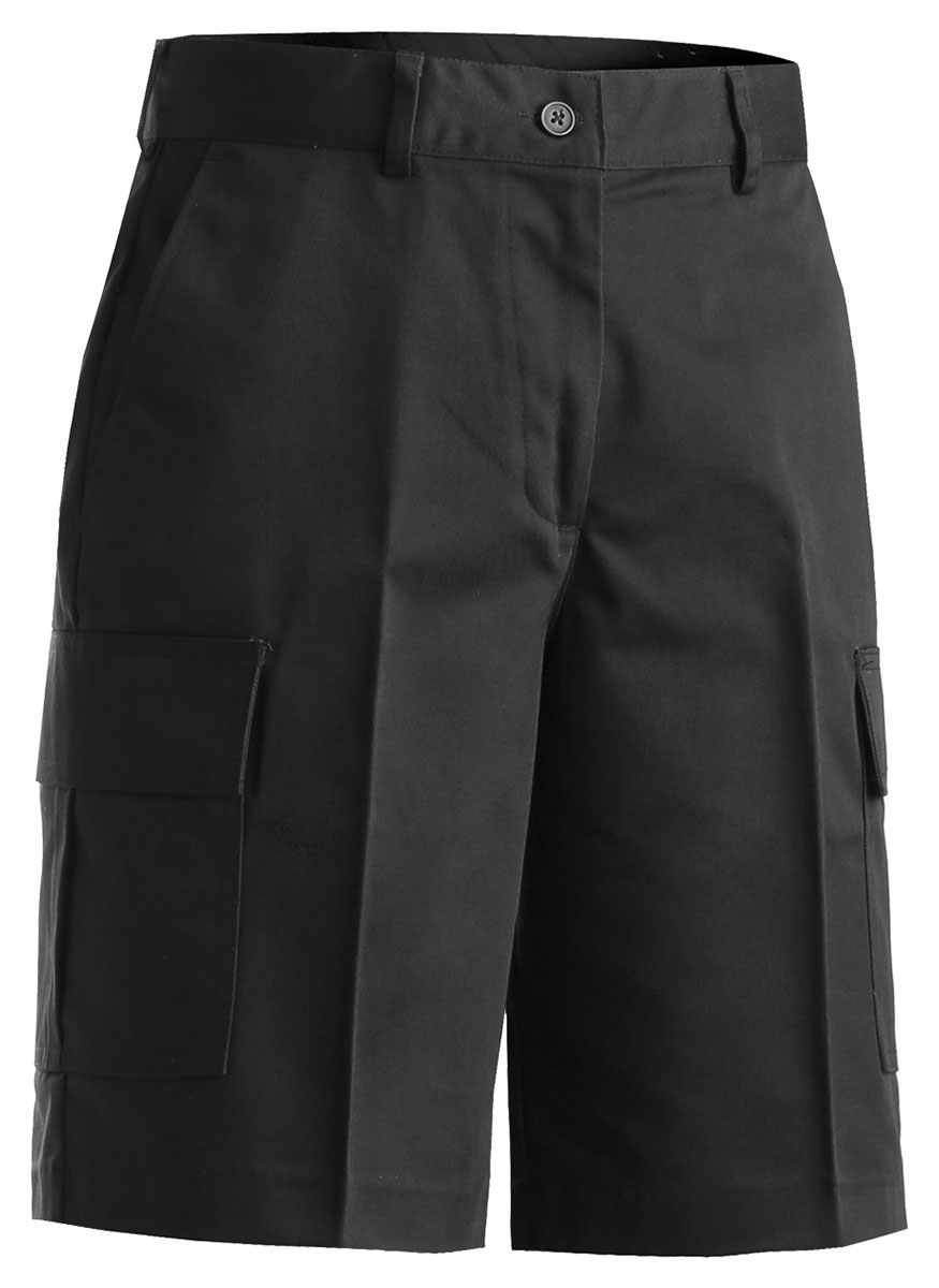 Edwards 8468 Women's Moisture Wicking Button Closure Two Cargo Pockets Short at Sears.com