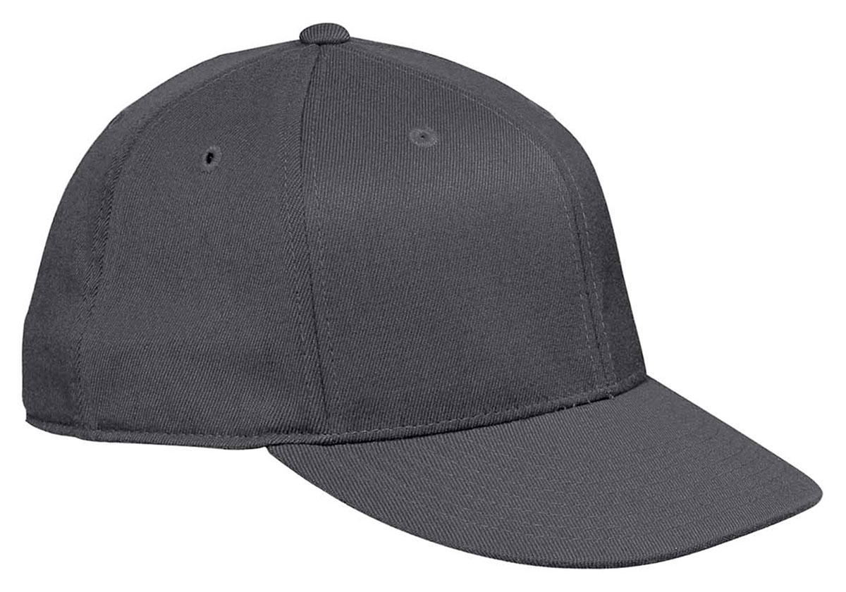 dde3da7c7b903 Yupoong Baseball Hat Ball Cap Flexfit Premium Fitted 6210 Black More ...