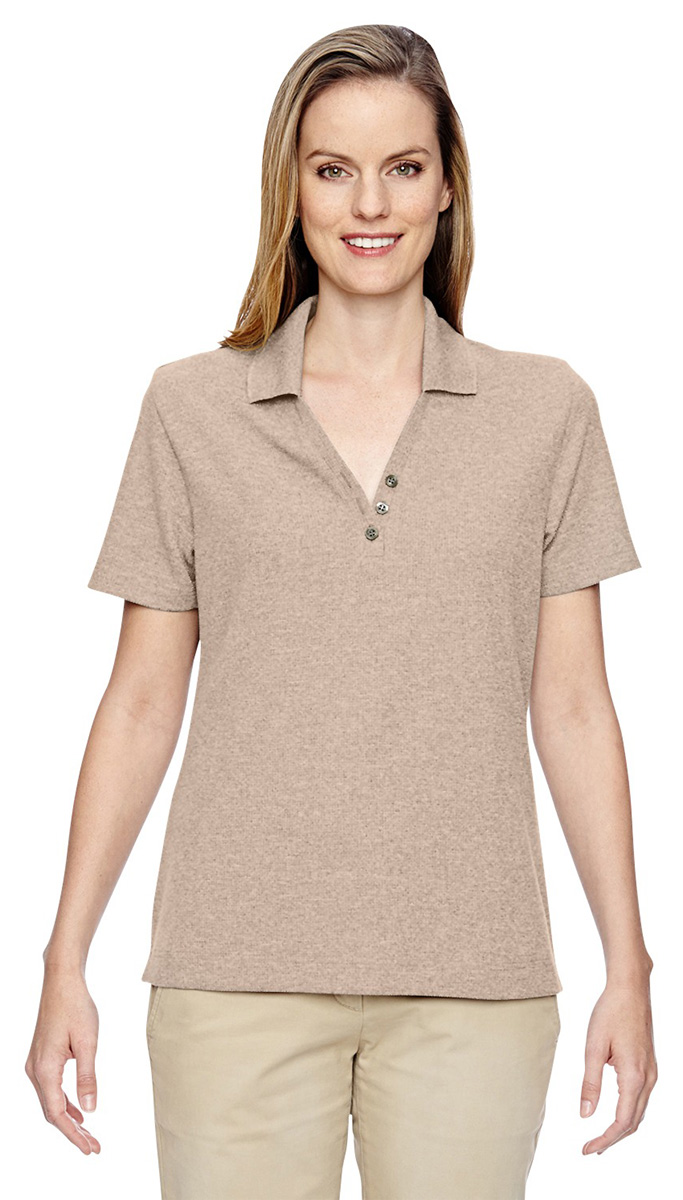 75121 North End Womens Collared Shirt Excursion Nomad Performance