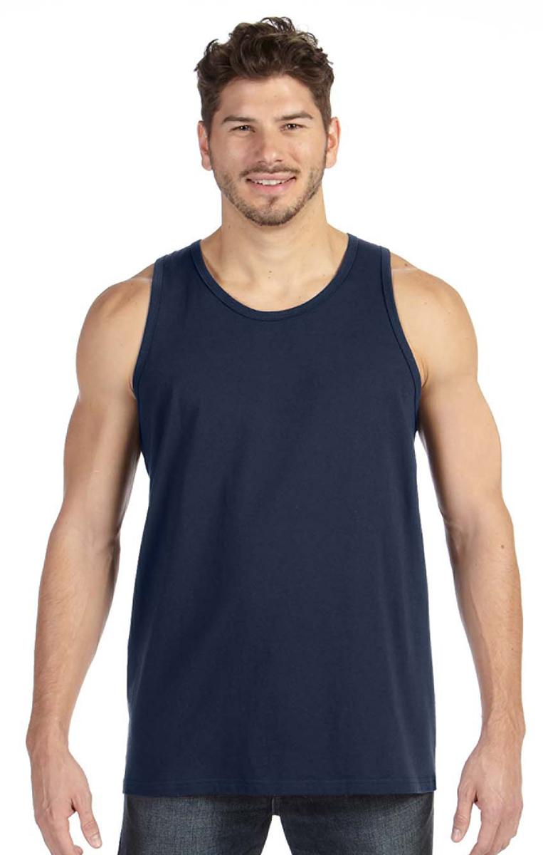 121ccab045581 Anvil Men s Lightweight Tank Top Sleeveless 100% Cotton T-Shirt S-2XL. 986