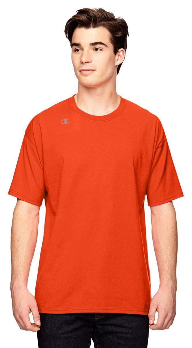 Champion men 39 s new basic uv protection short sleeve jersey for Mens long sleeve uv protection shirt