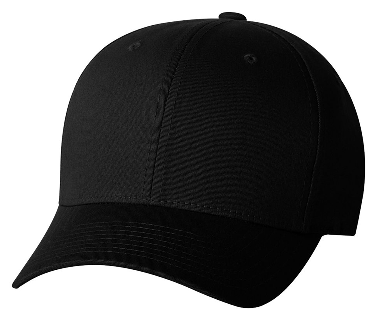 PLAIN BASEBALL FITTED CAP FLEXFIT 5001 SOLID BLANK FLEX FIT HAT YUPOONG  SIZED 57a247c92fb