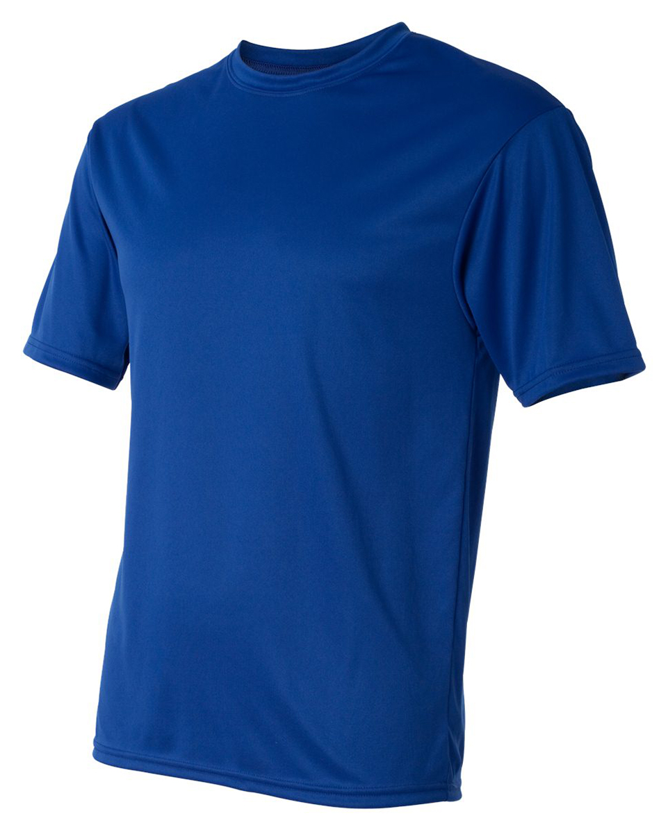 c2 sport mens performance t shirt 100 polyester