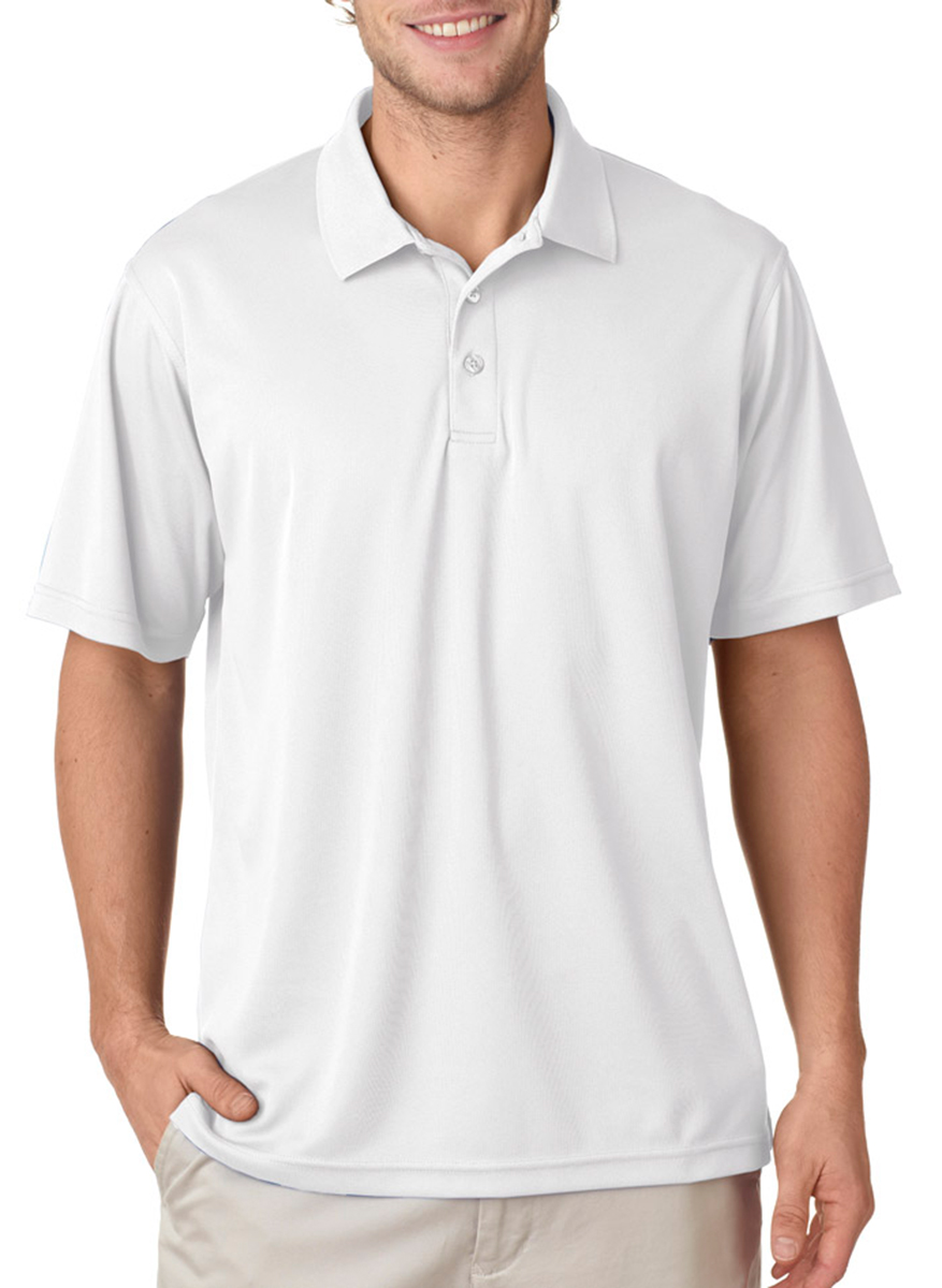 Ultraclub Men S Moisture Wicking Fully Taped Cool Amp Dry