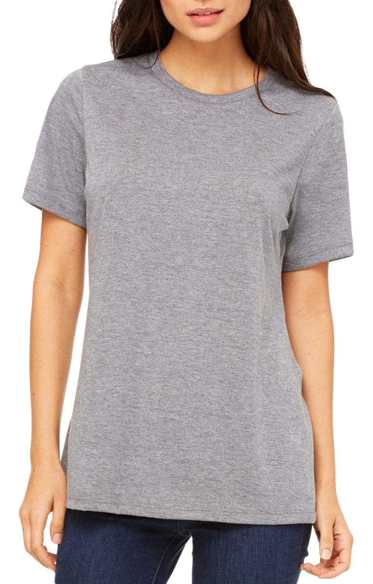 b7e58134 Bella + Canvas Women's Relaxed Jersey Short Sleeve Casual Basic Tee S-2XL.  6400