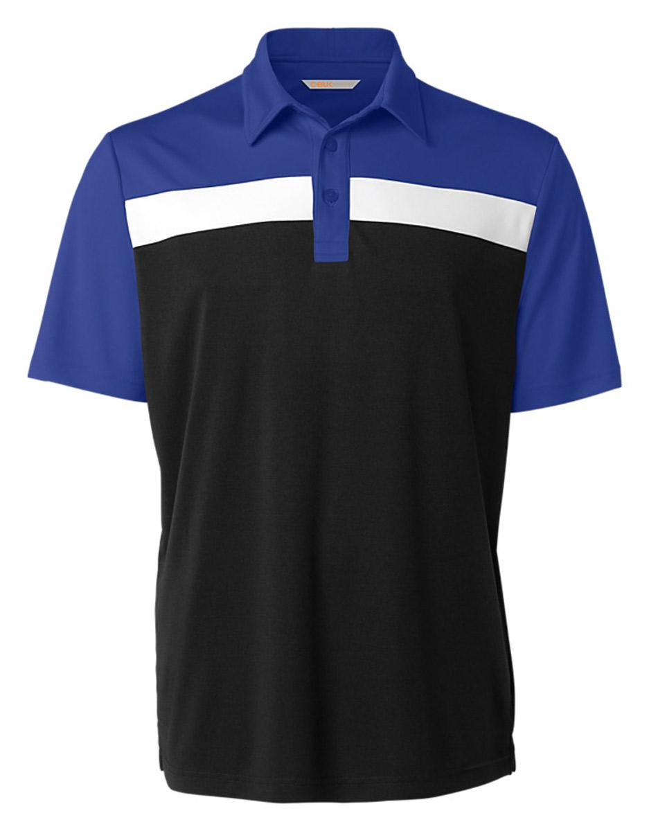 Cutter buck men 39 s moisture wicking short sleeve for Moisture wicking button down shirts