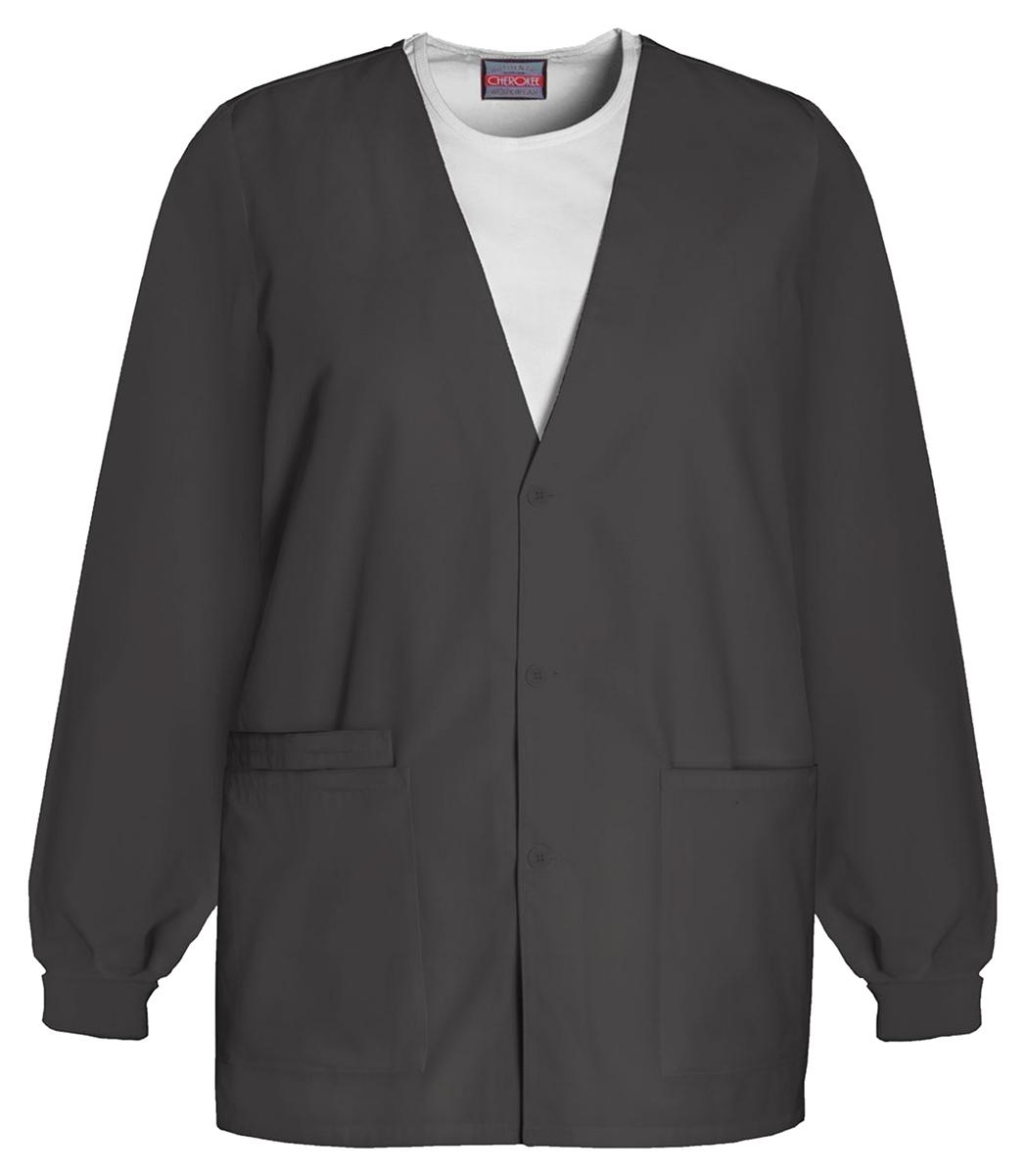 Cherokee 4301 Women's Workwear Cardigan Warm-Up Scrub ...
