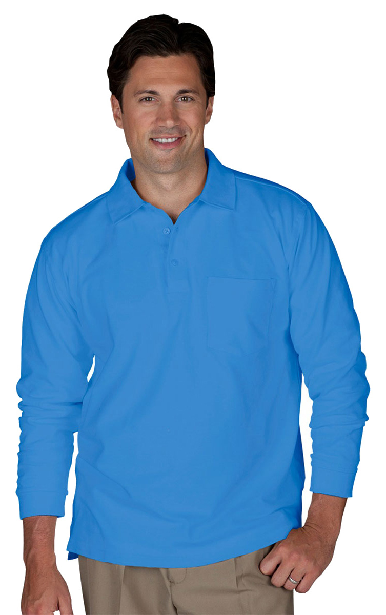 edwards garment men 39 s long sleeve wrinkle resistant pocket