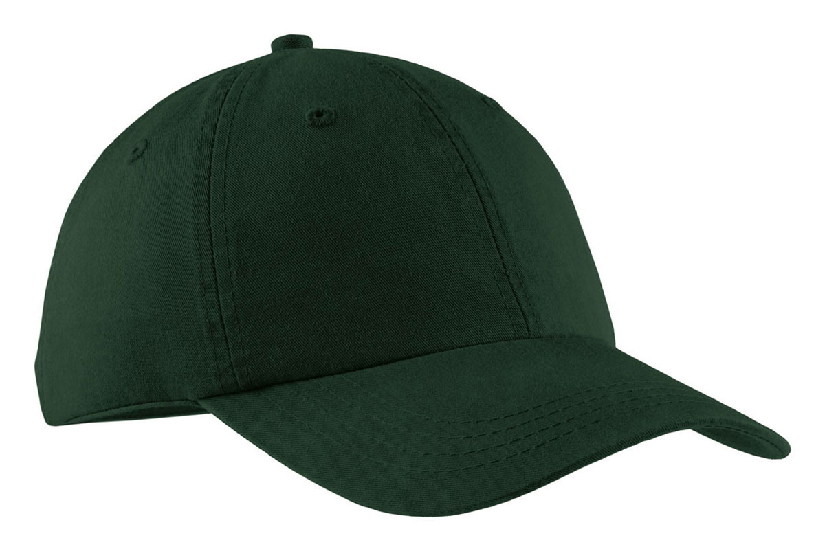 Port Amp Company New Cotton Unstructured Hat Low Profile