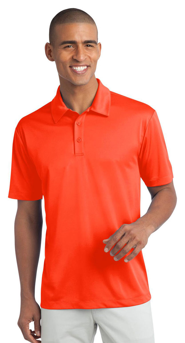 Port authority tlk540 mens tall silk touch dri fit polo for Maroon dri fit polo shirt