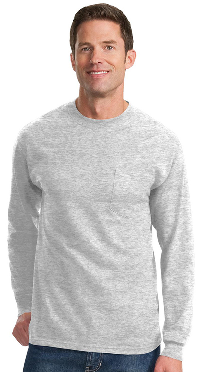 The Long Sleeve Heavyweight Henley Shirt by Dickies. This heavyweight % soft cotton Jersey Knit shirt is a workplace classic, with a spacious fit for all kinds of work activity. Featuring a single chest pocket, a tagless label for comfort, and taped neck and shoulder seams for longer wear, this heavy-duty tee will have you covered in any.
